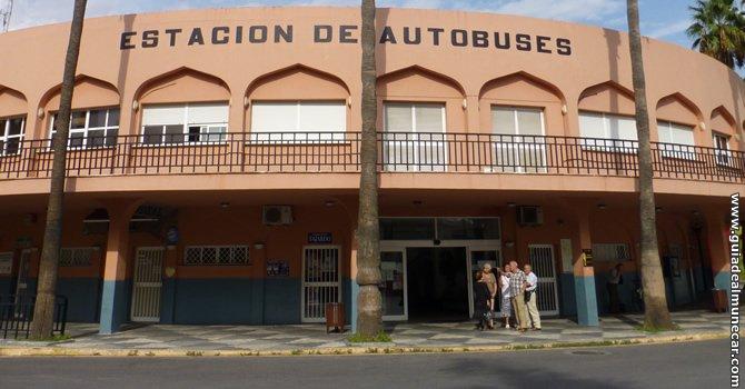 Estación de Autobuses de Almuñécar.