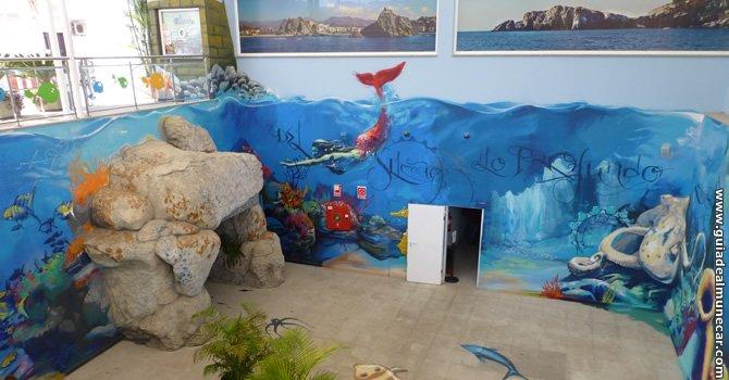 Aquarium Almuñécar Costa Tropical Granada.