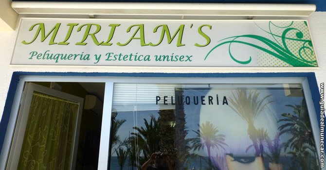 Miriam's Peluquería y Estética Unisex, Almuñécar.