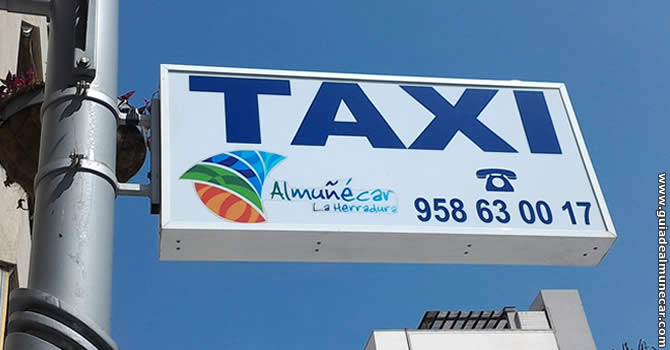 Servicios de Taxis en Almuñécar