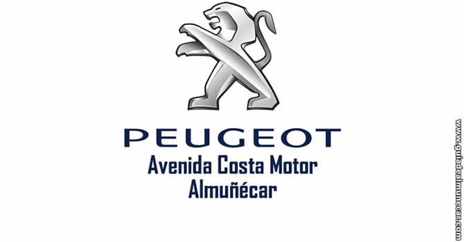 Avenida Costa Motor – Peugeot, Almuñécar.