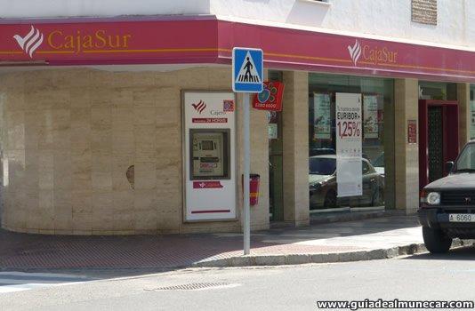 Cajasur banco y cajero autom tico euro 6000 almu car for Oficinas caja sur