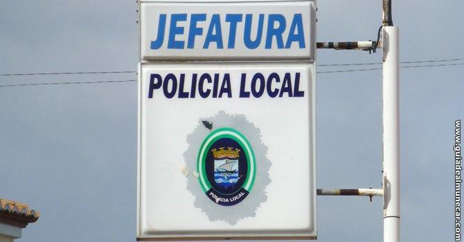 Policía Local de Almuñécar.