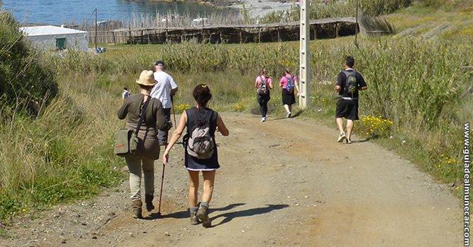 Ruta de Senderismo entre Salobreña y Almuñécar.