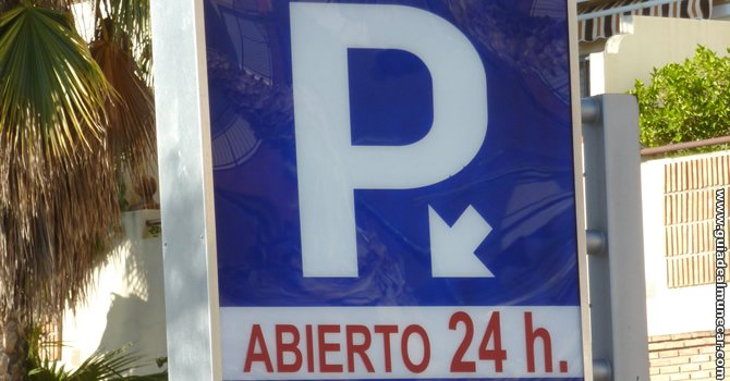 Parking Playa Velilla