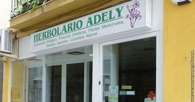 Herbolario Adely, Almuñécar.