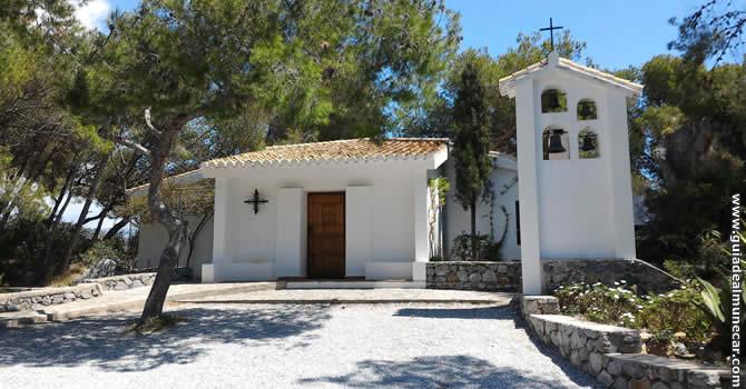 La Ermita en la Punta de la Mona.