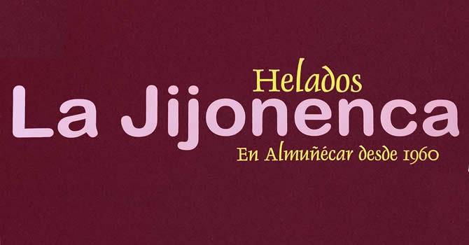 Heladería La Jijonenca, Almuñécar.