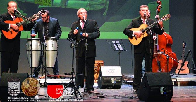 Noches de Boleros, Cuarteto Amaranto.