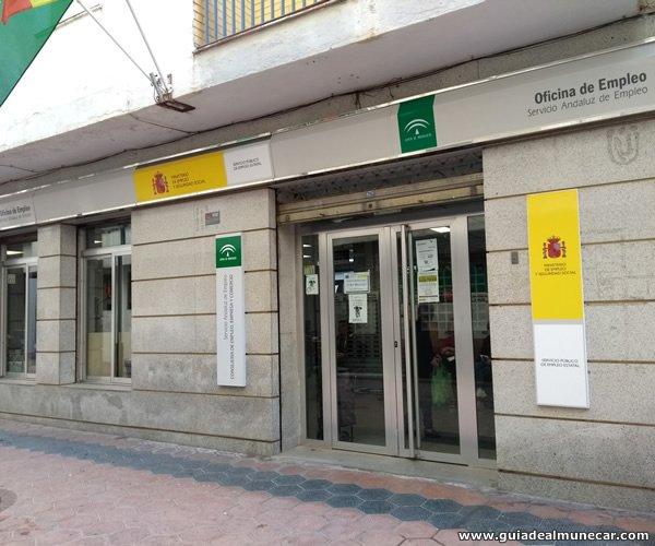 Oficina del servicio andaluz de empleo ex inem en for Oficina de empleo inem