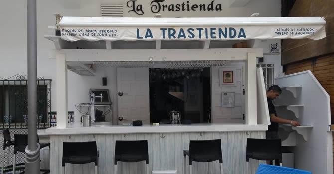 GastroBar La Trastienda, Almuñécar.