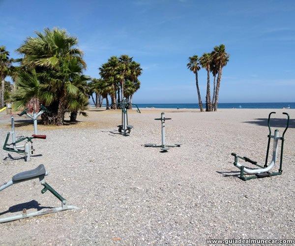 Gimnasio Público Playa Puerta del Mar