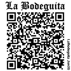 Carta QR La Bodeguita