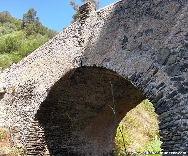 Puente Romano de Cotobro, Almuñécar