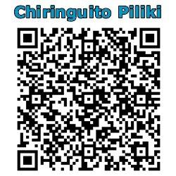 Carta Chiringuito Piliki QR