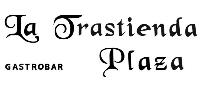 Carta QR Bar La Trastienda, Almuñécar.